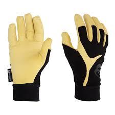 gants parapente citrin